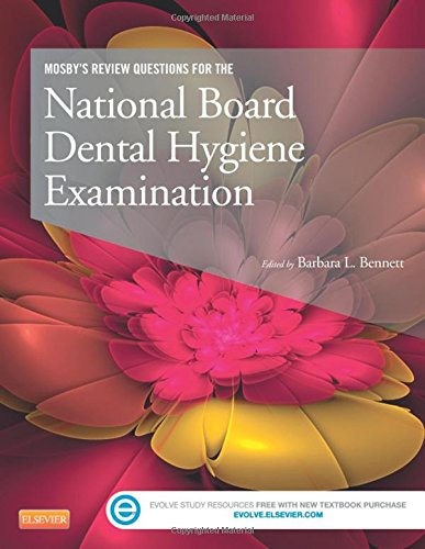 Mosby's Review Questions for the National Board Dental Hygiene Examination, 1e