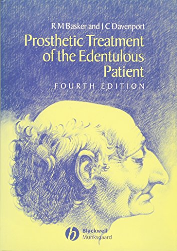 Prosthetic Treatment of the Edentulous Patient
